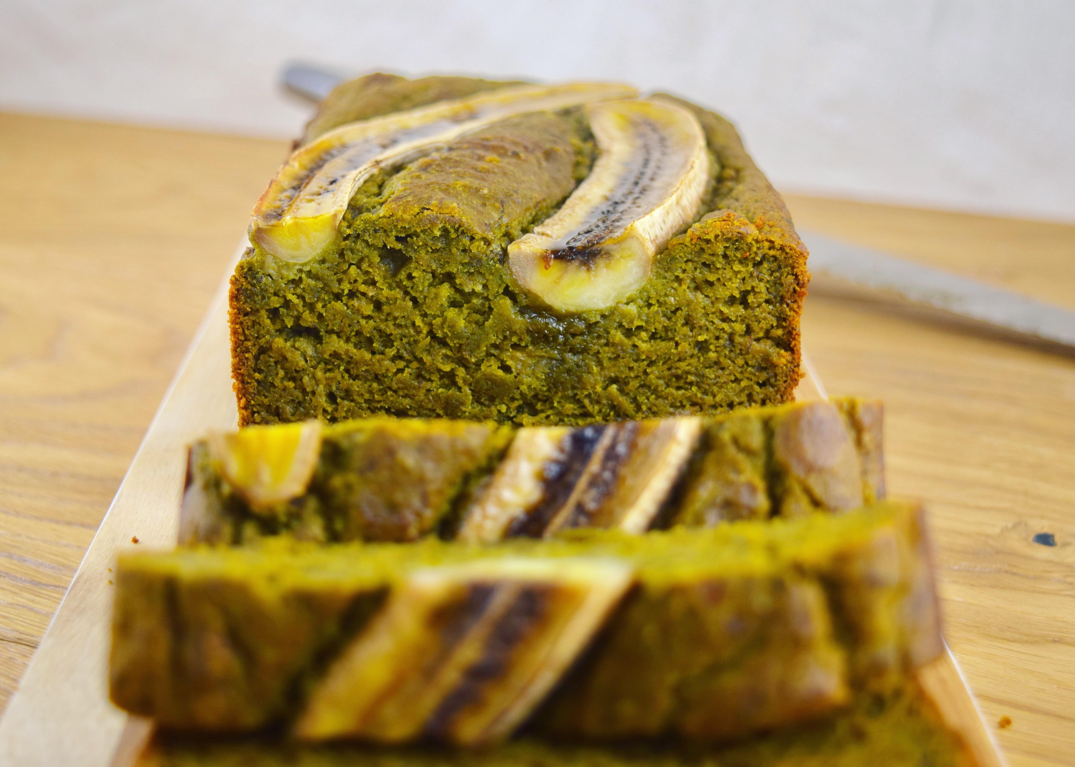 matcha green tea banana bread good health gourmet 4096 x 2923 · jpeg